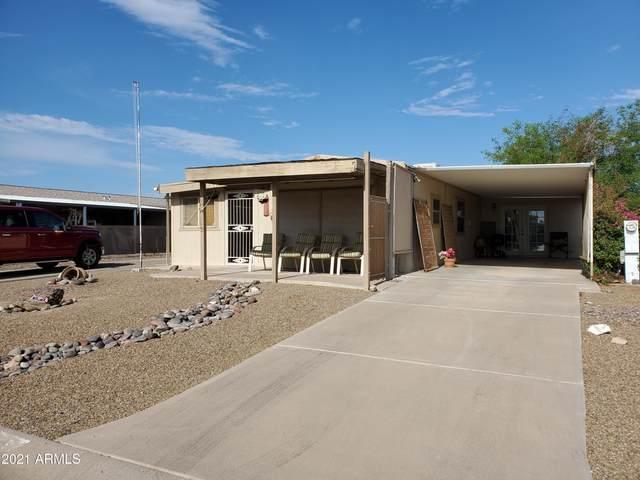 1113 S 97th Way, Mesa, AZ 85208 (MLS #6271166) :: Yost Realty Group at RE/MAX Casa Grande
