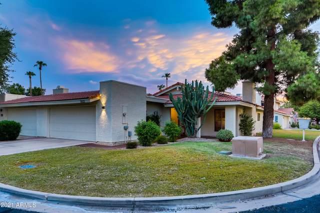 7622 N Lynn Oaks Drive, Scottsdale, AZ 85258 (MLS #6271200) :: Jonny West Real Estate