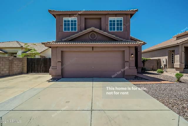 4027 W Lone Cactus Drive, Glendale, AZ 85308 (MLS #6271226) :: Yost Realty Group at RE/MAX Casa Grande