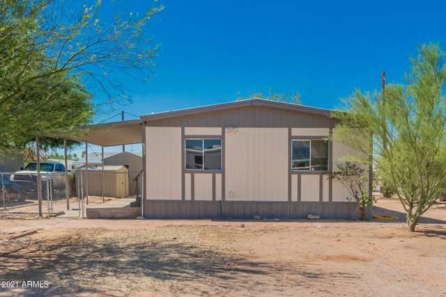 833 E 2ND Avenue, Apache Junction, AZ 85119 (MLS #6271230) :: Jonny West Real Estate