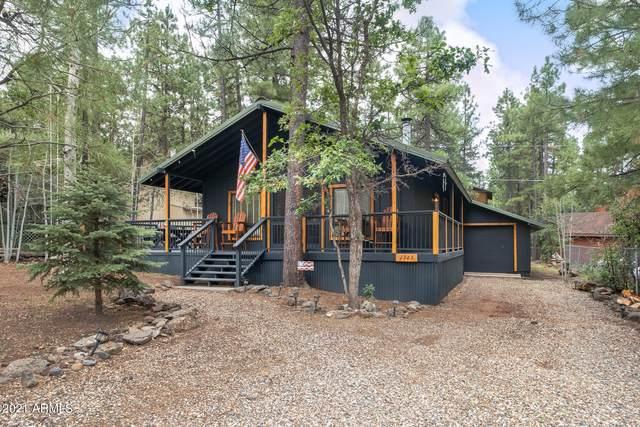 1365 E Antelope Trail, Munds Park, AZ 86017 (MLS #6271233) :: Jonny West Real Estate