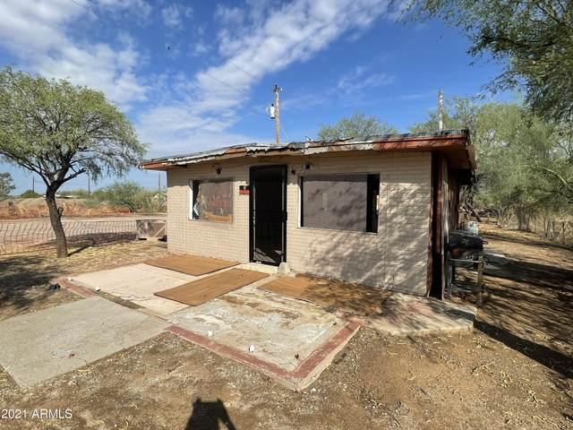 32802 N Center Street, Wittmann, AZ 85361 (MLS #6271253) :: Service First Realty