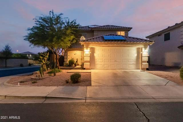 11706 N Olive Street, El Mirage, AZ 85335 (MLS #6271266) :: Kepple Real Estate Group