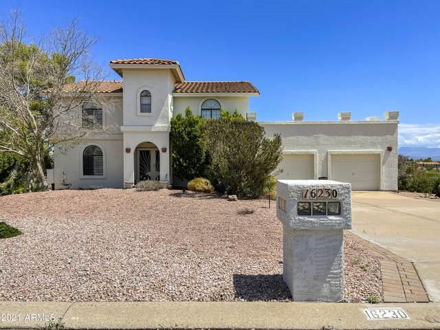 16230 E Trevino Drive, Fountain Hills, AZ 85268 (MLS #6271274) :: Power Realty Group Model Home Center