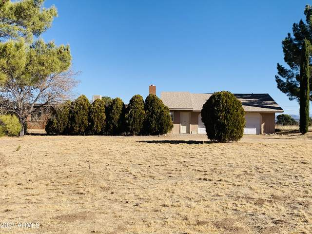 5565 S Calle Mano, Sierra Vista, AZ 85650 (MLS #6271277) :: Kepple Real Estate Group