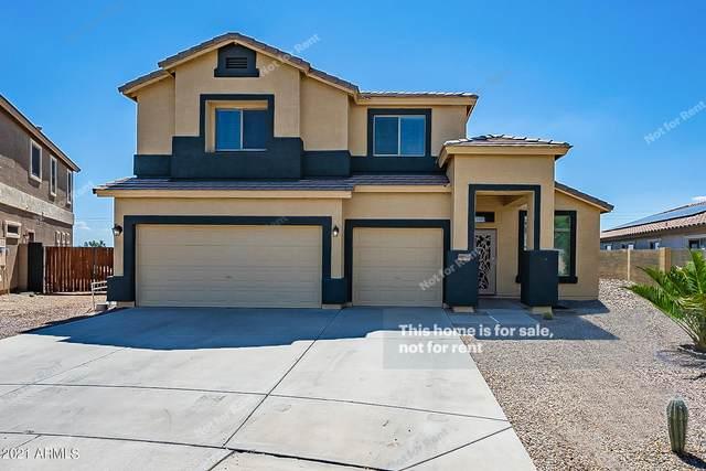 19894 N Toledo Avenue, Maricopa, AZ 85138 (MLS #6271278) :: Kepple Real Estate Group