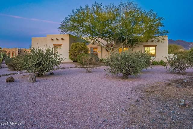 4661 E Rockrose Drive, Cave Creek, AZ 85331 (MLS #6271282) :: Synergy Real Estate Partners