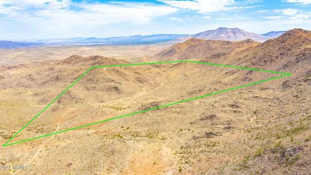000 N Knight Creek Road, Kingman, AZ 86401 (MLS #6271283) :: Synergy Real Estate Partners