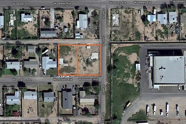 610 W Douglas Avenue, Coolidge, AZ 85128 (MLS #6271285) :: Synergy Real Estate Partners