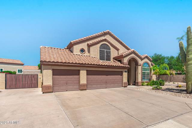 3226 N Ravine, Mesa, AZ 85215 (MLS #6271288) :: Kepple Real Estate Group