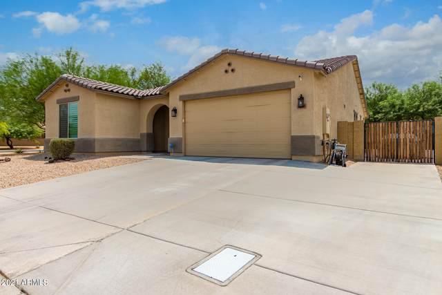 4205 W Magdalena Lane, Laveen, AZ 85339 (MLS #6271289) :: Synergy Real Estate Partners