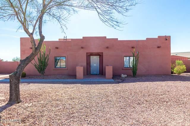 13626 S Del Rio Road, Arizona City, AZ 85123 (MLS #6271294) :: Yost Realty Group at RE/MAX Casa Grande