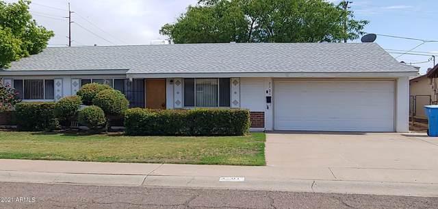 3101 W Dahlia Drive, Phoenix, AZ 85029 (MLS #6271296) :: Kepple Real Estate Group