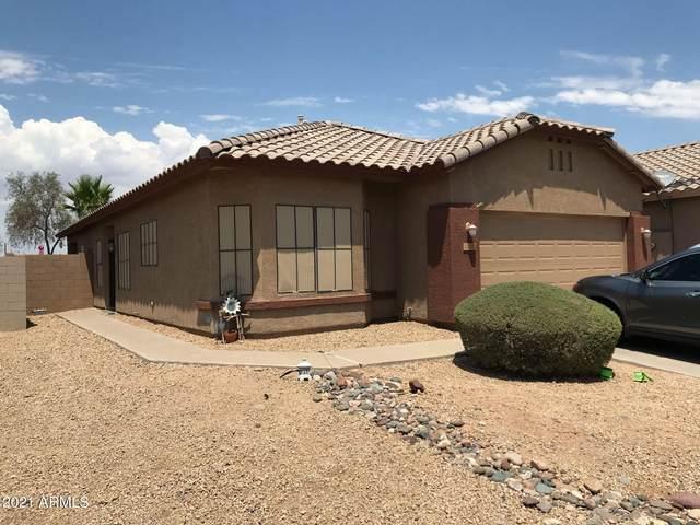 11920 N 89TH Drive, Peoria, AZ 85345 (MLS #6271300) :: Yost Realty Group at RE/MAX Casa Grande
