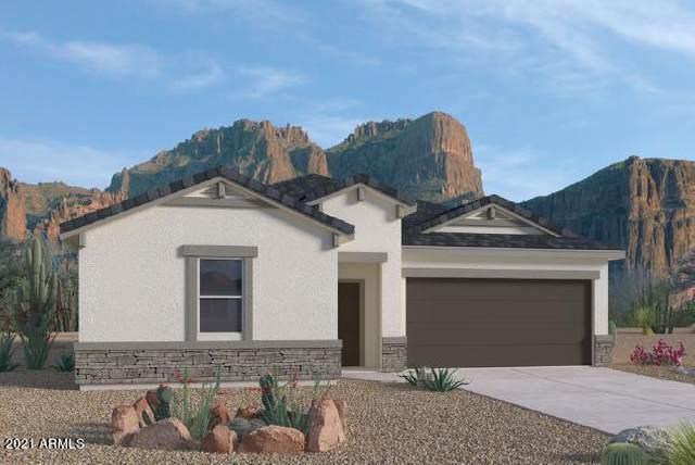 1075 W Chimes Tower Drive, Casa Grande, AZ 85122 (MLS #6271333) :: Yost Realty Group at RE/MAX Casa Grande