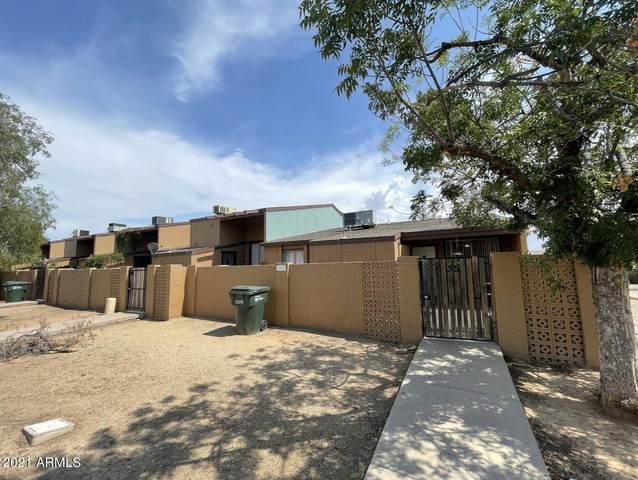 3646 N 67TH Avenue #35, Phoenix, AZ 85033 (MLS #6271340) :: Synergy Real Estate Partners