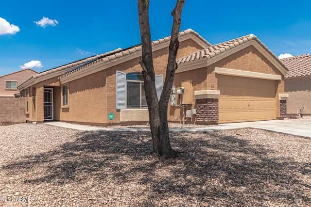 23744 W Huntington Drive, Buckeye, AZ 85326 (MLS #6271349) :: The Garcia Group