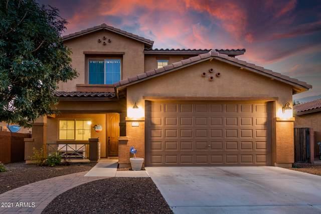 1088 W Empress Tree Avenue, Queen Creek, AZ 85140 (MLS #6271361) :: Long Realty West Valley