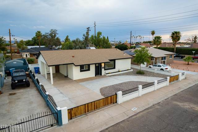 2339 W Campus Drive, Phoenix, AZ 85015 (MLS #6271366) :: Jonny West Real Estate