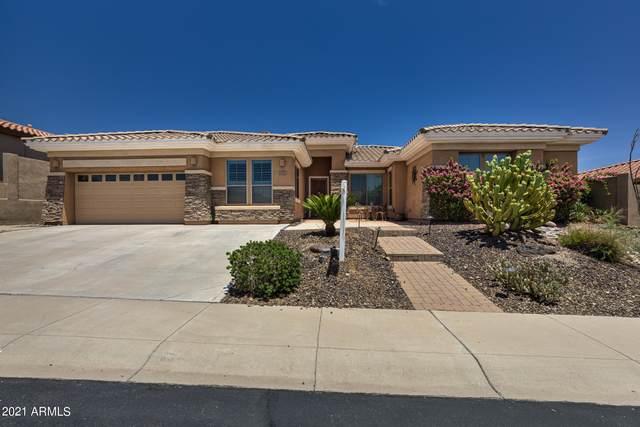 2712 W Wildwood Drive, Phoenix, AZ 85045 (MLS #6271378) :: Executive Realty Advisors
