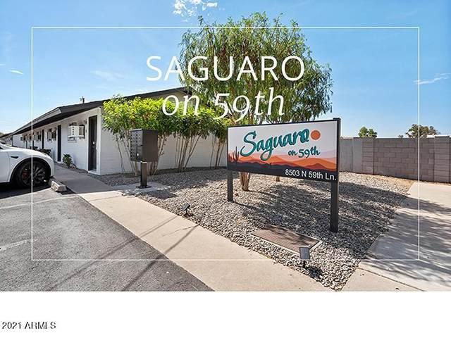 8503 N 59TH Lane, Glendale, AZ 85302 (MLS #6271383) :: The Laughton Team