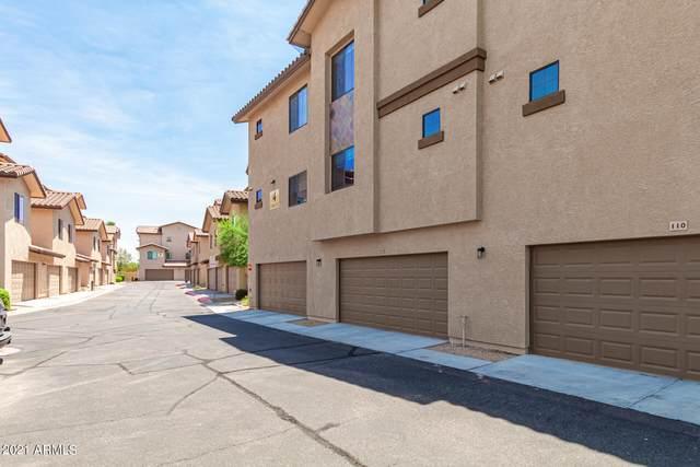 2315 N 52ND Street #111, Phoenix, AZ 85008 (MLS #6271392) :: Executive Realty Advisors