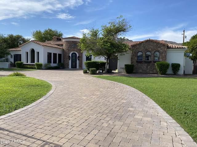 5902 E Lafayette Boulevard, Phoenix, AZ 85018 (MLS #6271444) :: Executive Realty Advisors