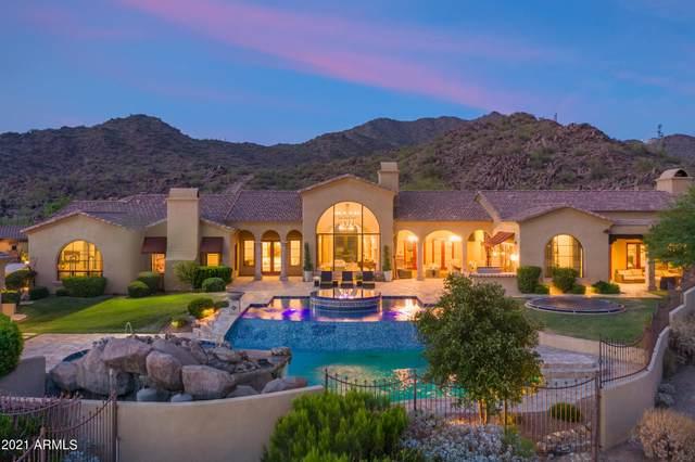 4308 N Sage Creek Circle, Mesa, AZ 85207 (MLS #6271451) :: Arizona Home Group