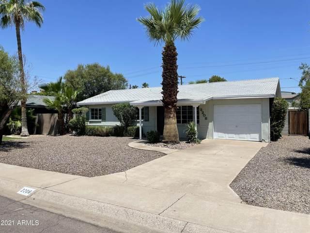 2208 E Sells Drive, Phoenix, AZ 85016 (MLS #6271452) :: Service First Realty