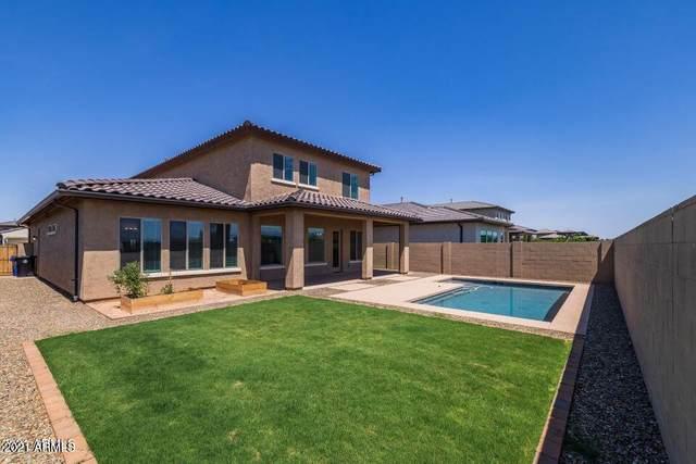 5615 S Coyote Canyon, Mesa, AZ 85212 (MLS #6271458) :: Yost Realty Group at RE/MAX Casa Grande