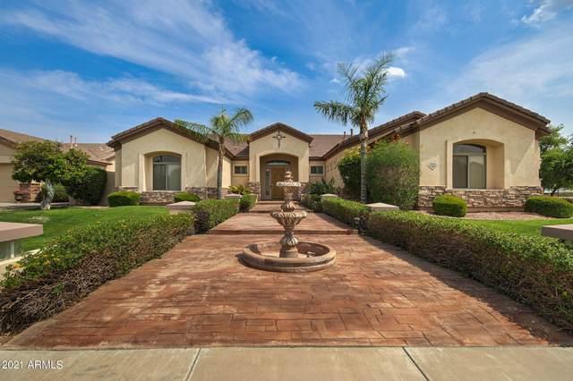 2939 E Huber Street, Mesa, AZ 85213 (MLS #6271462) :: Service First Realty
