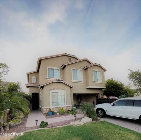 6296 S 251ST Drive, Buckeye, AZ 85326 (MLS #6271467) :: Kepple Real Estate Group