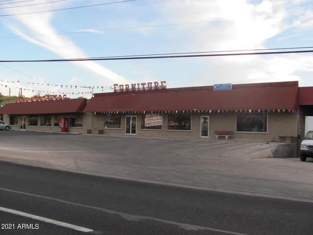 1213 N Grand Avenue, Nogales, AZ 85621 (MLS #6271490) :: West Desert Group | HomeSmart
