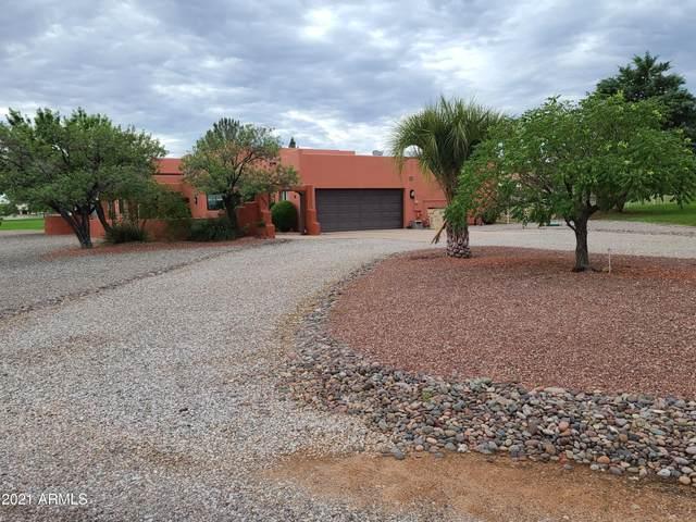 1920 E Kasti Trail, Sierra Vista, AZ 85650 (MLS #6271506) :: Kepple Real Estate Group