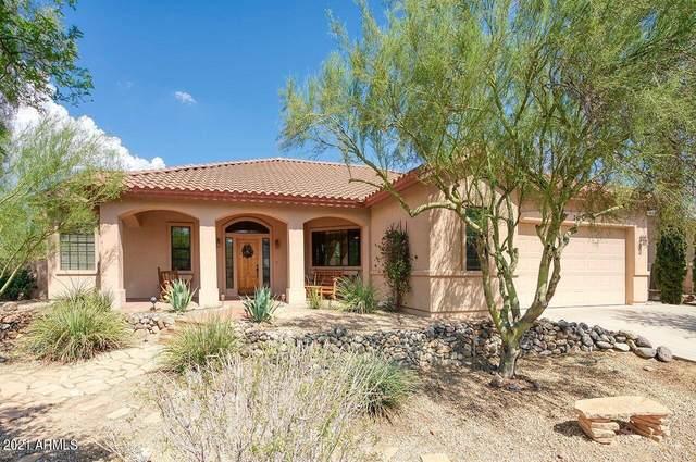 34931 S Westridge Lane, Black Canyon City, AZ 85324 (MLS #6271507) :: Arizona 1 Real Estate Team