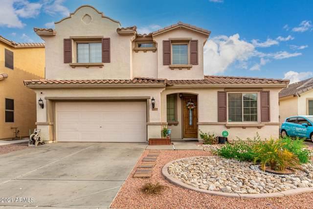 10117 W Marguerite Avenue, Tolleson, AZ 85353 (MLS #6271537) :: The Copa Team | The Maricopa Real Estate Company