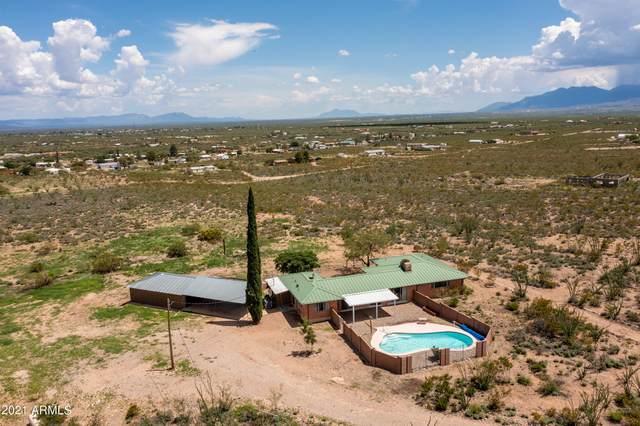 2358 N Ranch Trail, Huachuca City, AZ 85616 (MLS #6271539) :: The AZ Performance PLUS+ Team
