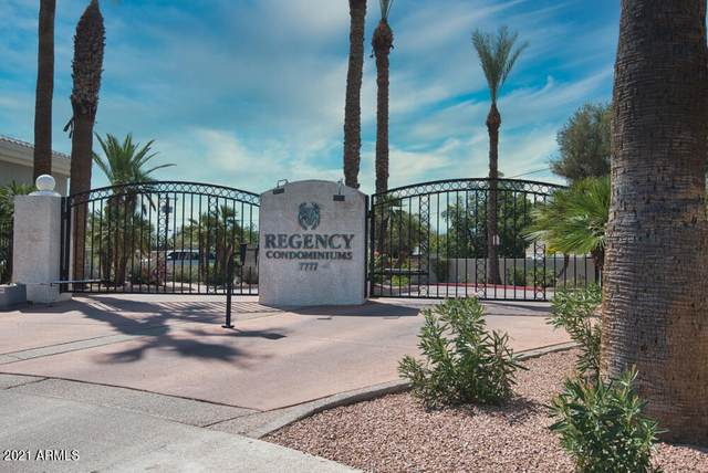 7777 E 2ND Street #214, Scottsdale, AZ 85251 (MLS #6271547) :: The Ellens Team