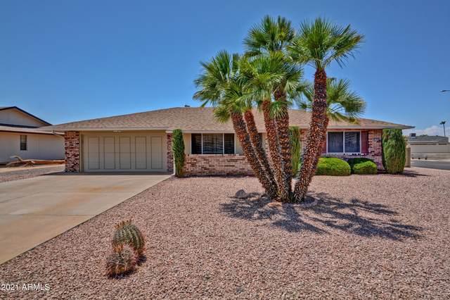 17650 N Whispering Oaks Drive, Sun City West, AZ 85375 (MLS #6271554) :: The Riddle Group
