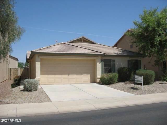 42284 W Michaels Drive, Maricopa, AZ 85138 (MLS #6271557) :: The Garcia Group