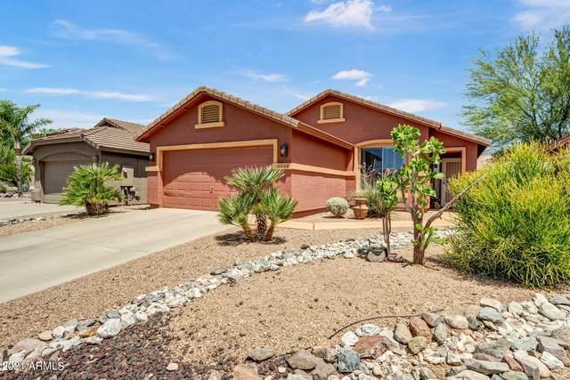 10288 E Rising Sun Place, Gold Canyon, AZ 85118 (MLS #6271570) :: The Garcia Group