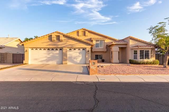 7655 W Mary Jane Lane, Peoria, AZ 85382 (MLS #6271580) :: Yost Realty Group at RE/MAX Casa Grande
