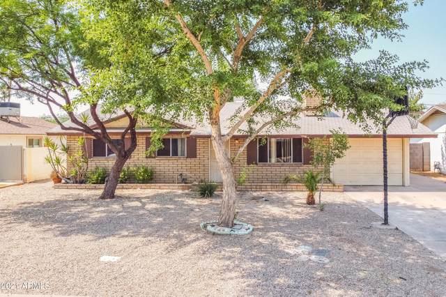827 W Laird Street, Tempe, AZ 85281 (MLS #6271582) :: Keller Williams Realty Phoenix