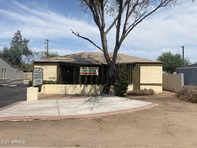 4009 N 15TH Avenue, Phoenix, AZ 85015 (MLS #6271584) :: The Garcia Group