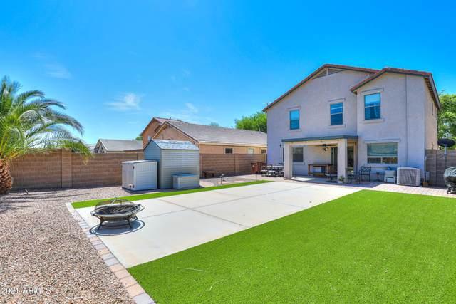 40822 W Sanders Way, Maricopa, AZ 85138 (MLS #6271595) :: The Garcia Group