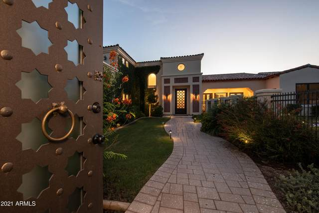 6510 N 48TH Street, Paradise Valley, AZ 85253 (MLS #6271604) :: The Garcia Group