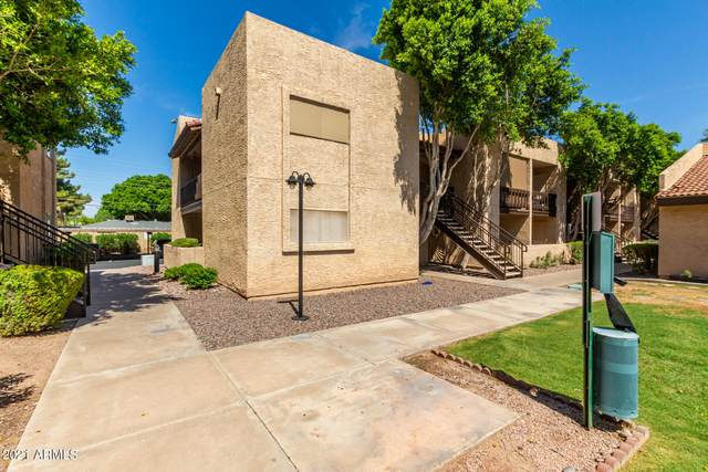 520 N Stapley Drive #147, Mesa, AZ 85203 (MLS #6271611) :: The Garcia Group