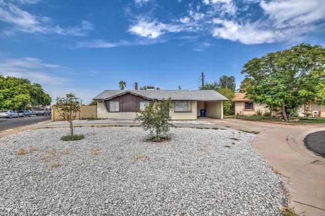 3636 W Flower Street, Phoenix, AZ 85019 (MLS #6271613) :: The Laughton Team
