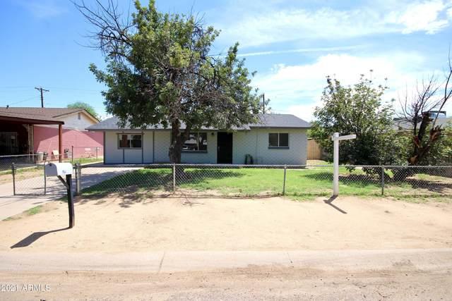 1731 E Burgess Lane, Phoenix, AZ 85042 (MLS #6271614) :: The Garcia Group