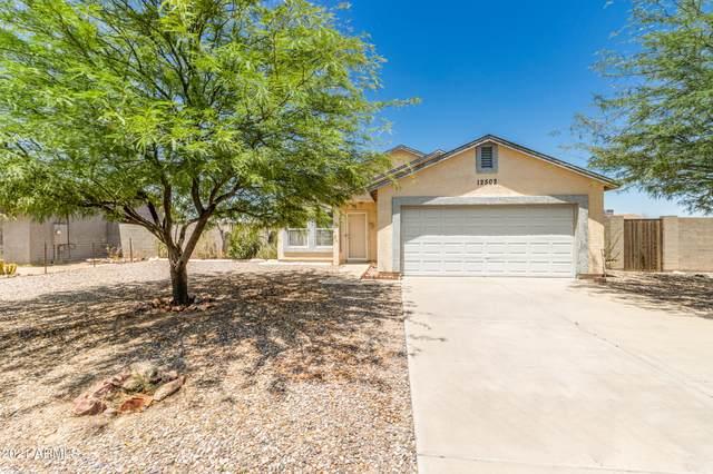 12502 W Obregon Drive, Arizona City, AZ 85123 (MLS #6271617) :: Yost Realty Group at RE/MAX Casa Grande